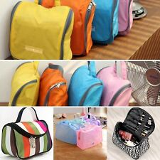 3 Styles Cosmetic Toiletry Organizer Case Travel Makeup Wash Pouch Bag Handbag