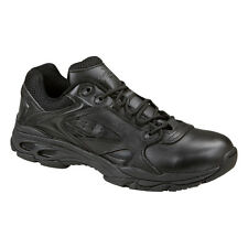 Thorogood 804-6522 Men's Black Composite Safety Toe Oxford Uniform Shoes