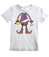PIRATE BOY FANCY DRESS KIDS T-SHIRT Party Do Night Costume Outfit Childrens