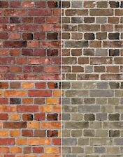 Brick Wallpaper SAMPLE Listing / Free Shipping