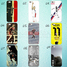 Paint Football Star #C211 PC Hard Case Cover For iPhone 4/5/6 Samsung Galaxy HOT