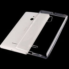For Nokia X XL Ultra Thin Transparent Clear Gel skin case cover