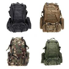 Molle Assault Tactical Outdoor Military Rucksacks Day Pack Backpack Camping Bag