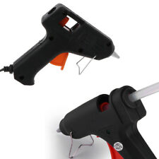 Heating Hot Melt Glue Gun Sticks Trigger Art Repair Tool US/EU Plug 20W Electric