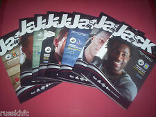 2014/15 SWANSEA HOME PROGRAMMES CHOOSE FROM