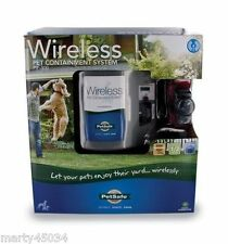 PetSafe PIF-300 Containment Instant Wireless Dog Fence 1, 2, 3, 4 DOG