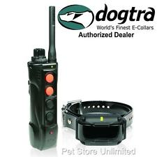 Dogtra EDGE RT Remote Dog Training Collar 1, 2, 3 DOG Rechargeable 1 mile
