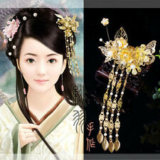 Chinese Classical Princess Empress Ladies Hairpin Hair clip Combs Step Shake New