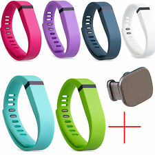 Replacement Band +Clasp for Fitbit Flex Pedometer Wristband Bracelet NEW
