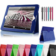 PU Leather Magnetic Flip Smart Stand Case Cover For Apple iPad 2 iPad 3 iPad 4