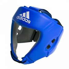 Adidas AIBA Headgear - Blue