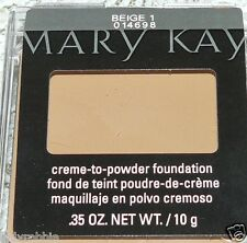 Mary Kay Cream to Powder Foundation SRP$19.26 Choice U Save & FREE SHIP