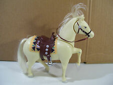 FISHER PRICE LOVING FAMILY ASPEN GOLD HORSE ACTION FIGURE WITH SOUNDS
