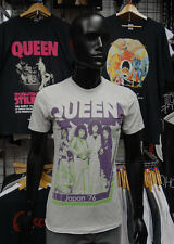 AMPLIFIED Official Uni-Sex Tee Shirt GREY Various Sizes QUEEN JAPAN 76