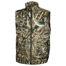 Drake Waterfowl DW1061-MAX5 Synthetic Lightweight Down Vest Realtree Max5