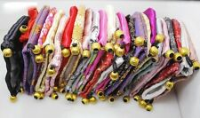 Wholesale Lots Pretty Chinese Handmade Multi-Color Silk Bag/Purse Jewelry Bags