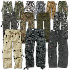SURPLUS™ Raw Vintage★ AIRBORNE/ FATIGUES Cargo Hose US Military Pants Streetwear