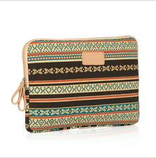 Ethnic Bohemian Ultrabook Netbook Mac Ipad Laptop Sleeve Case Bag Pouch Cover