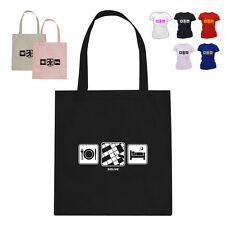Crossword Book Gift Cotton Tote Bag Solve Daily Cycle