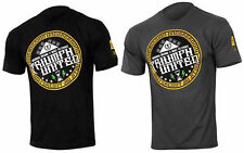 TRIUMPH UNITED MMA BUILT TO CHOKE TEE T SHIRT BRAND NEW