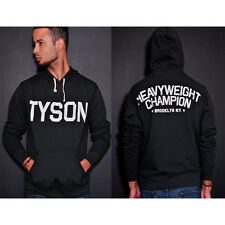Roots of Fight Tyson Brooklyn French Terry Pullover - Black