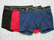 VERSACE COLLECTION Mens Stretch Cotton Boxer Underwear Size S-M-L-XL-2XL