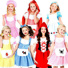 Girls Story World Book Day Character Fancy Dress Fairytale Kid Childrens Costume
