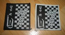 WALT JABSCO SKA MADNESS Bad Manners BEAT SELECTER THE SPECIALS 2-tone MOD PATCH