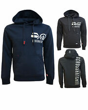 Mens Crosshatch Designer Hooded Hoodie Fashion Top Jumper