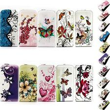 Fashionably Theme Flip Cover Picture Wallet Case Design Pocket for Cell Phone