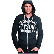 Roots of Fight Mike Tyson BMOTP Hoodie - Charcoal