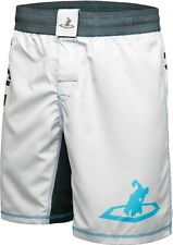 Title MMA Intensity Fight Shorts Youth & Adult Size - Light Grey