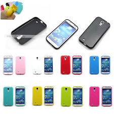 New Durable Glossy Soft TPU Gel Case Cover Skin for Samsung Galaxy S4 S IV i9500