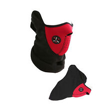 Ski Snowboard Motorcycle Bicycle Winter Face Mask Neck Warmer Warm +Buckle