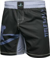 Title MMA Endurance Fight Shorts Youth & Adult Size - Black