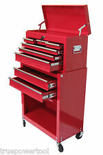 "Excel 24"" Steel Chest and Roller Cabinet Combo Tool Box"