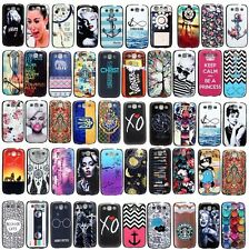 Charming Protective Phone Hard Plastic Case Cover For Samsung galaxy S3 i9300