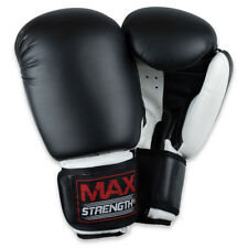 Boxing Gloves With Free Hand Wraps MMA Sparring Punch Bag Muay Thai Training MMA