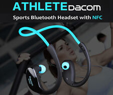 DACOM Athlete NFC Bluetooth wireless Earphone Stereo Headset for iphone samsung