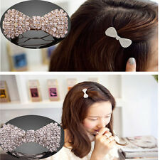 Korea Women's Accessories The New And Lovely Sweet Bowknot Hairpin Hot Sale