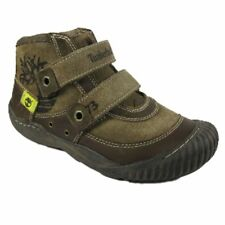 Timberland Boys Baby Toddler Leather Trainers Boots 31851 UK 4 (EU 20.5) NEW
