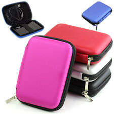 """Hand Carry Case Cover Pouch Bagfor 2.5"""" USB External Hard Disk Drive Protect"""
