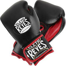Cleto Reyes Fit Cuff Boxing Training Gloves - Black