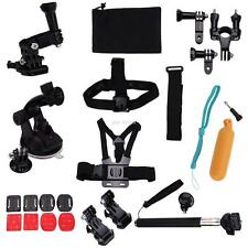 Head strap Mount Monopod Floating Combo Kit Accessories For GoPro 1 2 3+ Camera