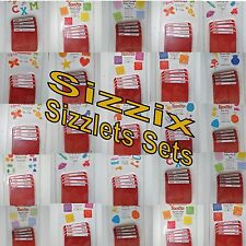 Sizzix Provo Craft Ellison Scrapbooking Sizzlits Set Your Choice Camp Fish +++