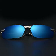 Men's Polarized Aviator Sunglasses Lens Outdoor Driving Fishing Glasses Eyeglass