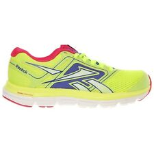NEW REEBOK DUAL TURBO FIRE Running WOMENS Yellow Blue Pink NIB