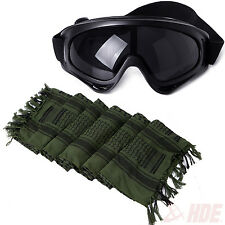 MX Motocross Dirt Bike Goggles Motorcycle Scratch Resistant Protective Eyewear