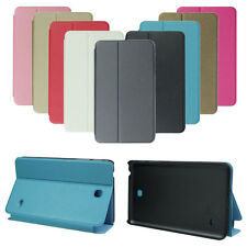 New Case Stand Cover For Samsung Galaxy Tab 4 7Inch Tablet SM-T230 Cheap