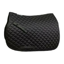 HORZE Supreme CHOOZE All Purpose Cotton Quilted English Saddle Pad Horse